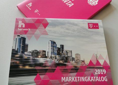 Katalog Telekom Marketingkatalog - Geist, Kirch & Hof