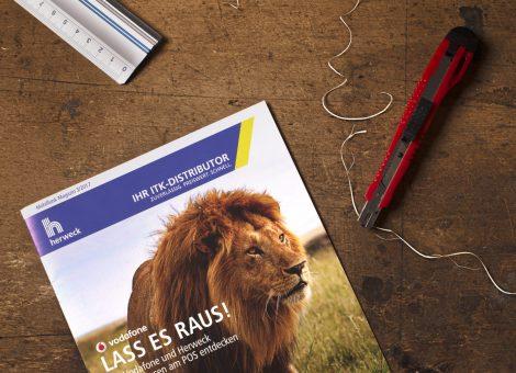 Magazin Printwerbung - Geist, Kirch & Hof