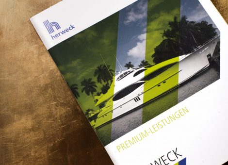 Printwerbung Broschüre - Geist, Kirch & Hof